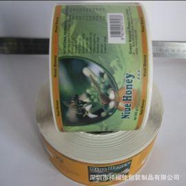 批发供应规格齐全不干胶合成纸贴纸 可加工定制合成纸玩具标签