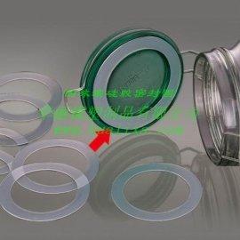 陶瓷罐硅胶密封圈(HL86106)