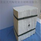 天兴 陶瓷纤维模块,保温块,耐火块