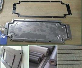 兆科新品研发Z-FOAM800硅胶泡棉密封垫
