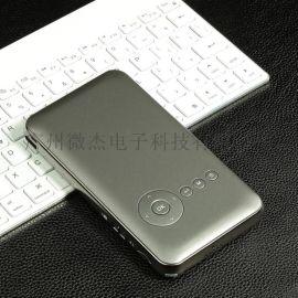 厂家直销 外贸爆款 微杰DL-S6+智能手机投影仪 微型投影机