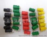 供應共用單車摩拜單車插頭M8-2P/3P/4P/5P/6P連接器