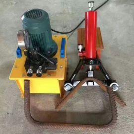 衡水手提式钢筋弯曲调直机 32型 便携式钢筋弯曲机  生产厂家