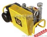 小型攜帶型高壓空氣壓縮機/30MPA4500PSI