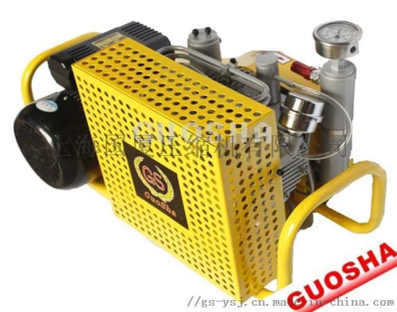 小型30MPA高压空压机4500PSI空气压缩机