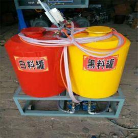 管道保温聚氨酯补口机 保温管道聚氨酯补口发泡机技术参数