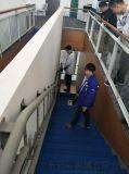 宜春市双轨楼道电梯家用电梯启运室外斜挂式电梯