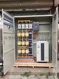 供水专用型变频控制柜160kw一拖二