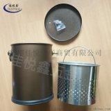 高檔不鏽鋼茶水桶 家用辦公室茶桶茶渣桶茶葉筒