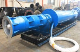 大型矿用潜水电泵_无轴向力矿用水泵