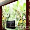 大型瓷磚背景牆東芝CE4噴頭UV平板打印機廠家促銷