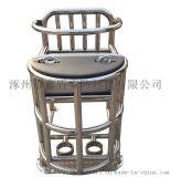 [鑫盾安防]标注审讯椅 标注审讯桌椅XD5