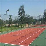 硅PU高效运动设施产品,海口篮球场,海南宏利达