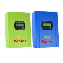 供应MPPT太阳能充电控制器 24V 光伏发电40A 蓄电池用 带自动识别