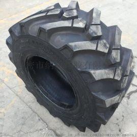 工程用装载机挖掘机人字纹轮胎445/70R-20