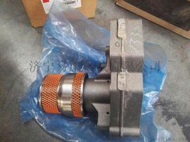 特雷克斯TR50矿车发动机漏水 QSX15水泵