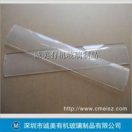 深圳松岗有机玻璃热弯 亚克力热压成形 高温弯折