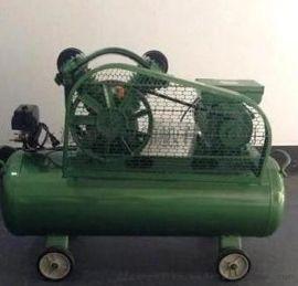国厦无油空压机6立方空压机4兆帕活塞无油压缩机