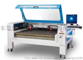 GH1610T-AT-CCD自动送料激光切割机