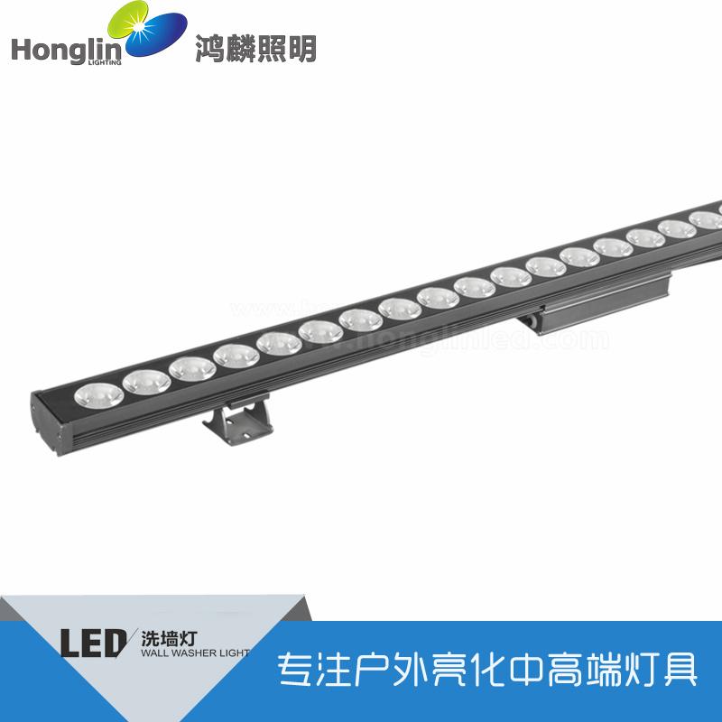 聚光LED线形洗墙灯24W大功率洗墙灯
