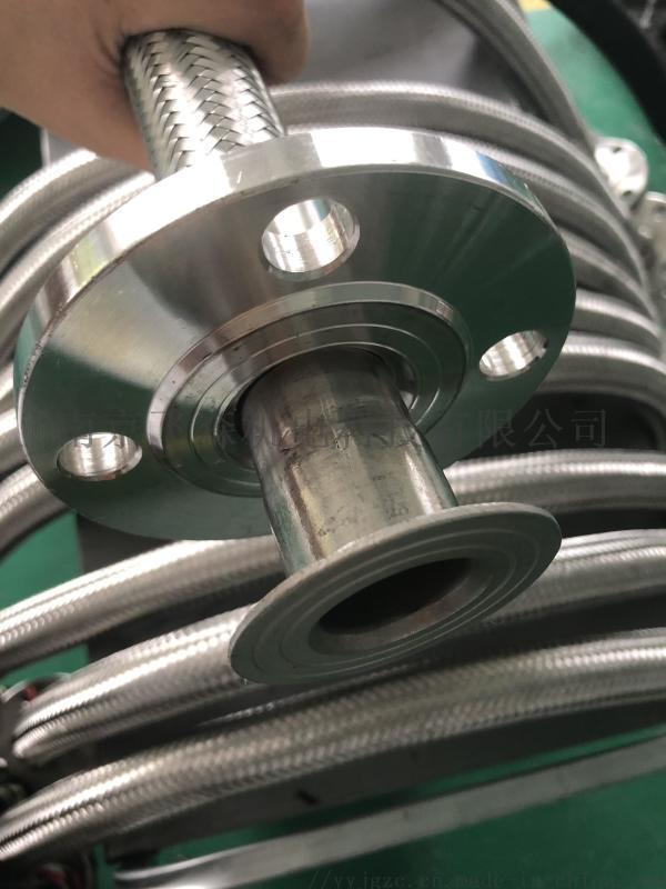 长期供应法兰式金属软管