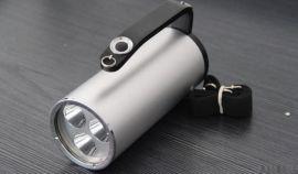 手提防爆探照燈 強光手電筒  大功率按照燈