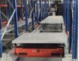咸寧貨架穿梭式貨架自動化立體庫系統