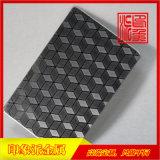 立方體不鏽鋼壓花板廠家