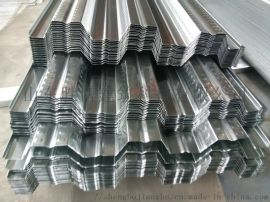 供应镀锌压型钢板 闭口压型钢板 510闭口压型钢板