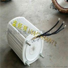 低速永磁免维护风力发电机3000W风光互补厂家直销