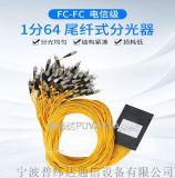 1分64盒式光分路器热门产品