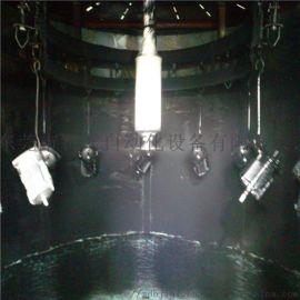 智嘉厂家直销电机外壳全自动静电喷漆设备