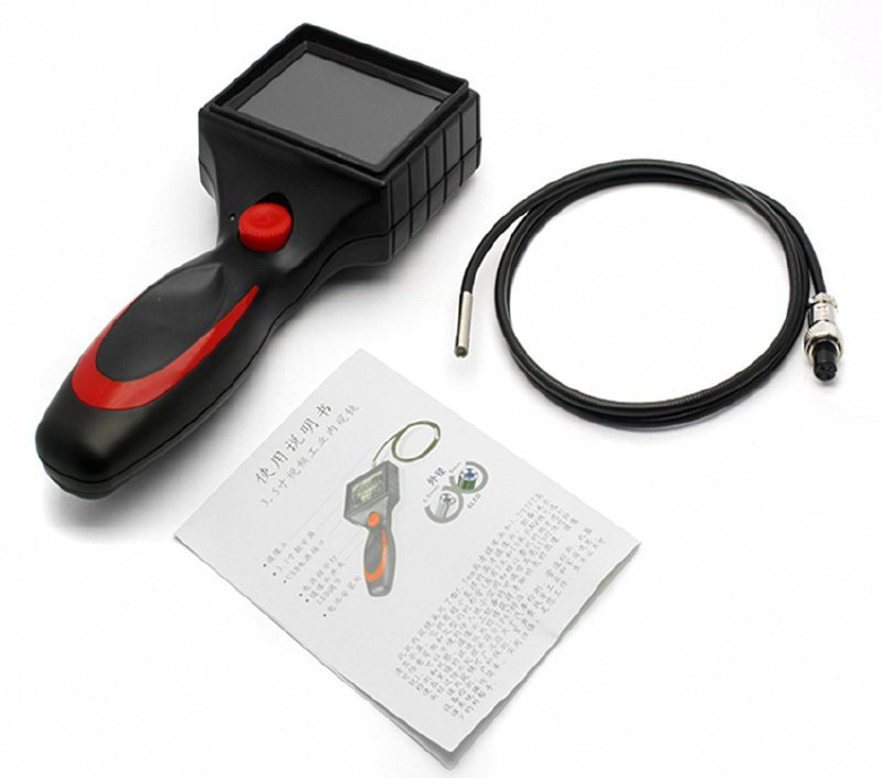 RALCAM 銳傲視訊 RA3508 8.5mm 防水 工業內窺鏡 管道內窺鏡