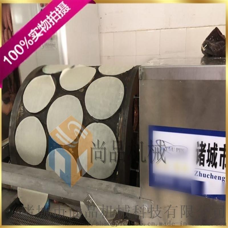SP-200  烤鸭饼机 烤春饼机 蛋皮机图片