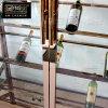 不锈钢酒柜不锈钢玫瑰金酒柜酒窖不锈钢酒柜