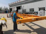 40英尺集裝箱骨架車,集裝箱骨架車廠家石嘴山