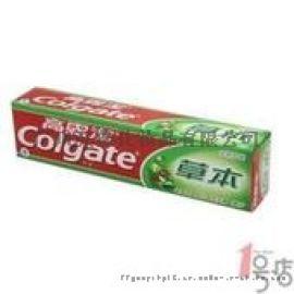 生产日化用品直销高露洁牙膏供货全国物流发货