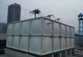 消防组合玻璃钢水箱 人防水箱无需维修
