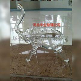 动物象造型玻璃酒瓶生肖大象玻璃醒酒器