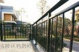 湖北护栏厂,住宅小区锌钢阳台栏杆工程供应商加工厂家
