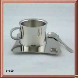 不锈钢咖啡杯(B-500)