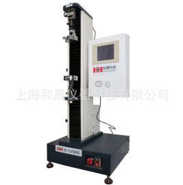【2kn电子万能试验机】HS-3000B 电子触摸屏立式拉力机厂家直销