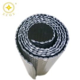 厂家直销环保隔热保温材料气泡隔热保温层 铝箔小气泡隔热毯