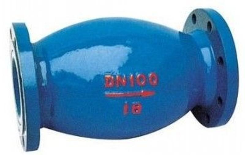球形止回阀HQ41X DN150 上海标一阀门 精嘉阀门