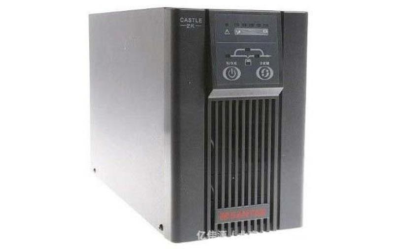 山特C2K 2KVA/1600W UPS不间断电源 内置电池 零转换在线式稳压