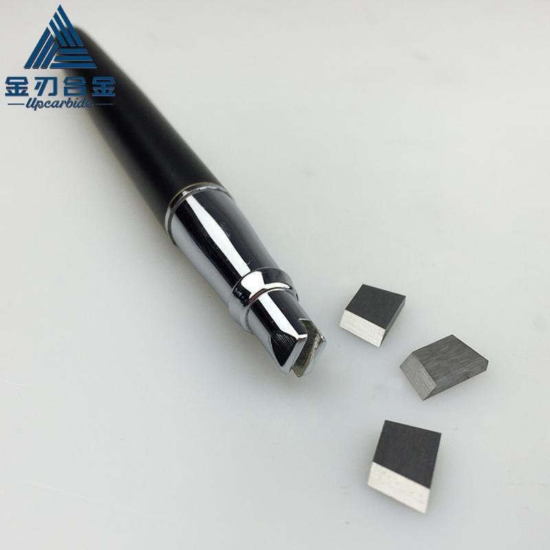 硬质合金刀片10*6.0*1.5mm耐磨机加工刀片