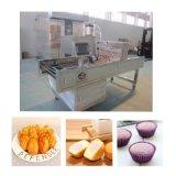 供应全自动蛋糕机蛋糕线询价 供应蛋糕生产线 蛋黄派成套生产线
