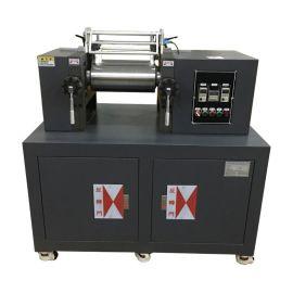 聚烯烃电缆料开炼机PVC试验型双辊混炼机东莞