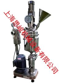 上海 GRS2000復方氯化鈉滴眼液分散均質機 SGN/思峻直銷