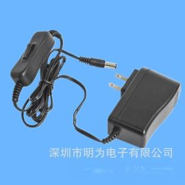 12W网络通信电源适配器 安防摄像机电源适配器